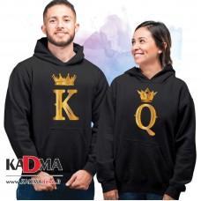 """Džemperiai porai  """"K ir Q"""""""