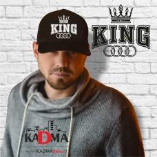 """Kepurėlė """"Audi King"""""""