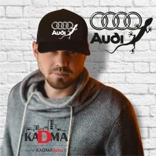 """Kepurėlė """"Audi driežas"""""""