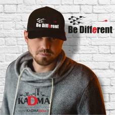 "Kepurėlė ""Be Different"""