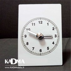 Laikrodis automobiliui 7x10 cm