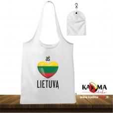 "Maišelis ""Aš myliu Lietuvą"""