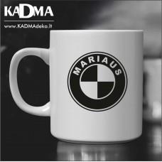 "Puodelis ""BMW"""